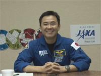 JAXA宇宙飛行士活動レポート2009年11月へリンク