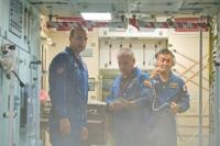 JAXA宇宙飛行士活動レポート2013年8月へリンク