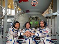 JAXA宇宙飛行士活動レポート2013年10月へリンク