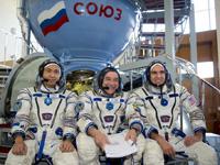 JAXA宇宙飛行士活動レポート2013年4月へリンク