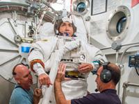 JAXA宇宙飛行士活動レポート2013年6月へリンク