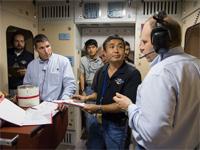 JAXA宇宙飛行士活動レポート2013年7月へリンク