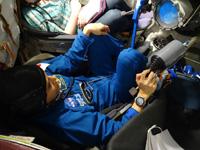 JAXA宇宙飛行士活動レポート2014年4月へリンク