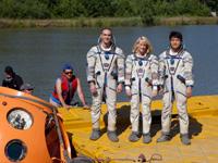 JAXA宇宙飛行士活動レポート2014年6月へリンク