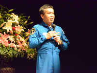 JAXA宇宙飛行士活動レポート2014年8月へリンク