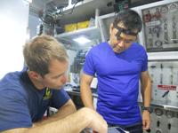 画像:星出宇宙飛行士がコマンダーとして第18回NASA極限環境ミッション運用(NEEMO18)訓練に参加へリンク