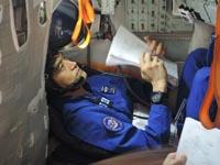 JAXA宇宙飛行士活動レポート2015年10月へリンク