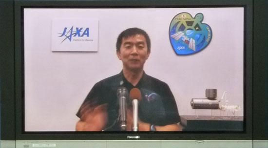 JAXA宇宙飛行士活動レポート 201...