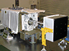 画像:Space Environment Data Acquisition Equipment - Attached Payload (SEDA-AP) discarded from ISSへリンク