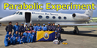 Asian Students' Parabolic Experiment Contest
