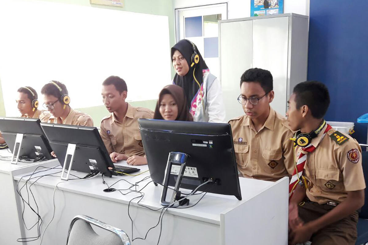 Participants from Indonesia