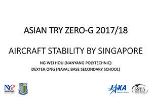 Aircraft Stability presentation from Singapore