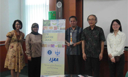KUOA staff visited Indonesia and Malaysia