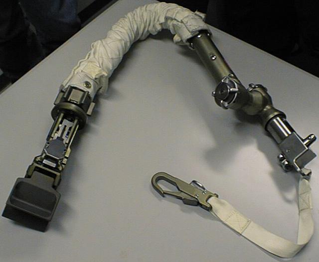 セルフレスキュー用推進装置