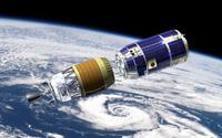写真:宇宙ステーション補給機(HTV)