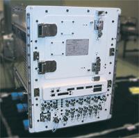 写真:溶液結晶化観察装置
