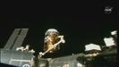 「こうのとり」9号機、ISSへの取り付け完了