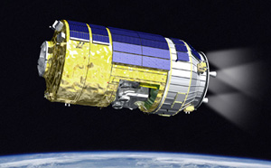 image: Image of HTV flight