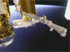 The Exposed Pallet (EP) of the HTV4 was reinstalled into KOUNOTORI's Unpressurized Logistics Carrier (ULC).