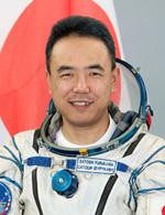 写真:古川宇宙飛行士