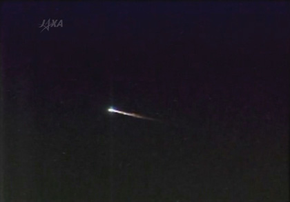 image: HTV4 reentry