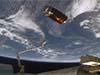 画像:KOUNOTORI7 Leaves the ISS へリンク