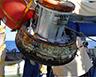 画像:小型回収カプセルの回収についてへリンク