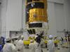画像:種子島宇宙センターでの宇宙ステーション補給機(HTV)プレス公開へリンク