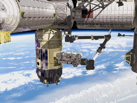 NASA : des HTV pour le programme COTS ? Epops
