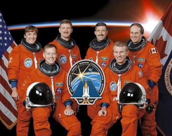 クルー - JAXA 12A(STS-115)