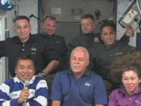 写真:NASAの広報イベントの様子