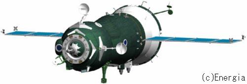 ソユーズTMA宇宙船