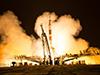 画像:国際宇宙ステーションへのクルー交代/ソユーズ宇宙船交換ミッション 54Sへリンク