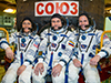 画像:ソユーズMS-12宇宙船(58S)ミッションへリンク