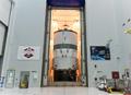 打上げ準備が進められるATV4号機