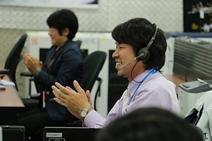 野川HTVフライトディレクタ