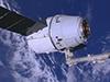 画像:国際宇宙ステーションへの補給フライト SpX-12へリンク