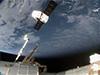 画像:国際宇宙ステーションへの補給フライト SpX-13へリンク