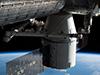 画像:国際宇宙ステーションへの補給フライト SpX-14へリンク