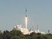画像:国際宇宙ステーションへの補給フライト SpX-16へリンク