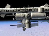 ISSへの結合イメージ