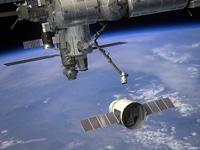 ISSへの接近イメージ