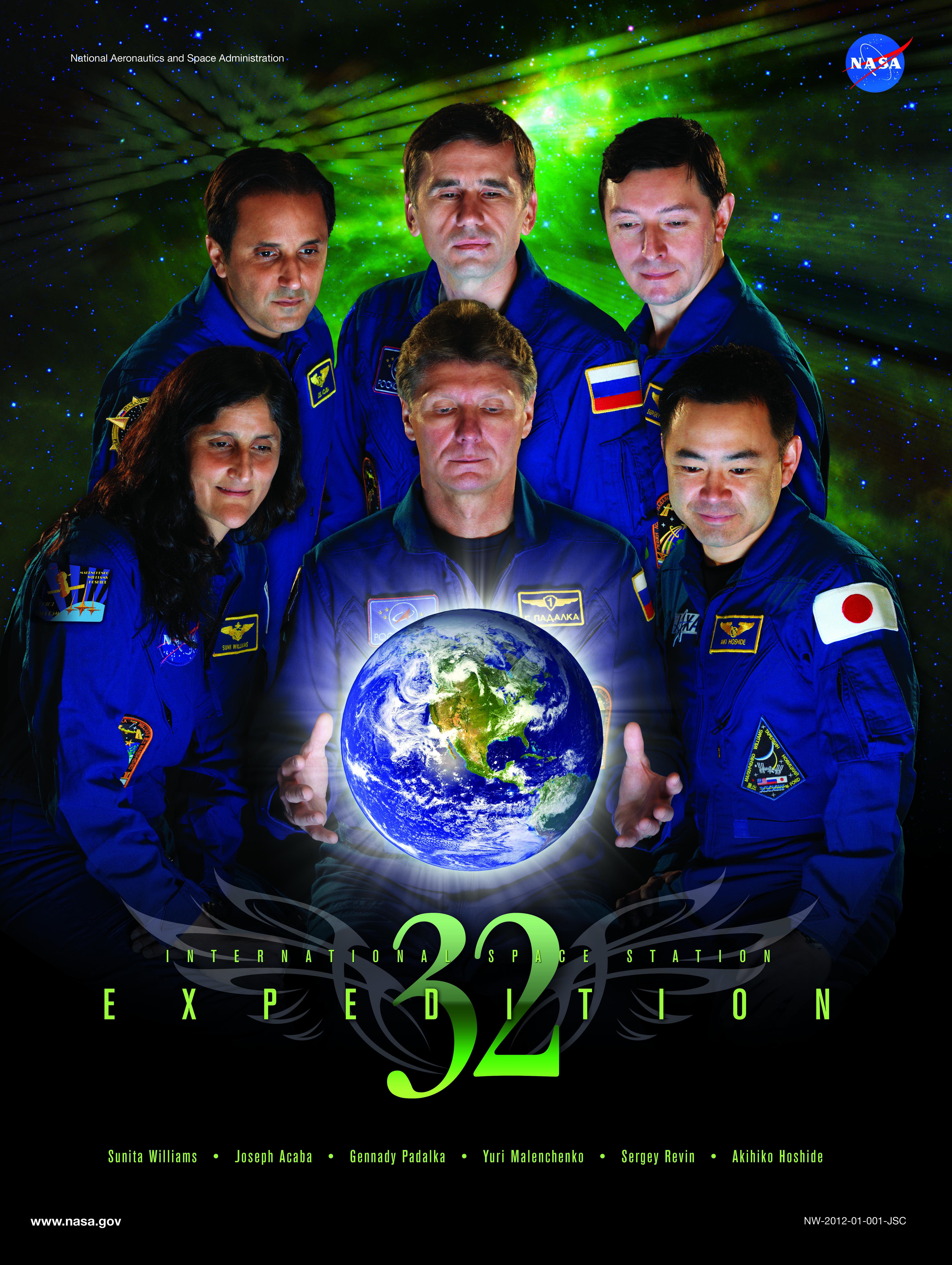 壁紙 ポスター Jaxa宇宙飛行士によるiss長期滞在 宇宙ステーション