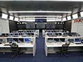 「きぼう」の運用管制室