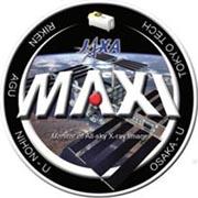 画像:全天X線観測装置ロゴ