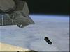 画像:Three CubeSats successfully deployed from