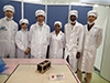 画像:Three CubeSats handed over to JAXA and shipped to Tanegashima for HTV7 launch! へリンク