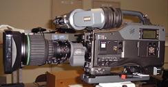 HDTVカメラ