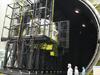 画像:HTV技術実証機(初号機)の熱真空試験を実施中へリンク