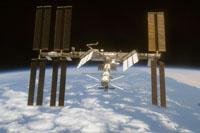 STS-124ミッション終了後のISS(提供:NASA)